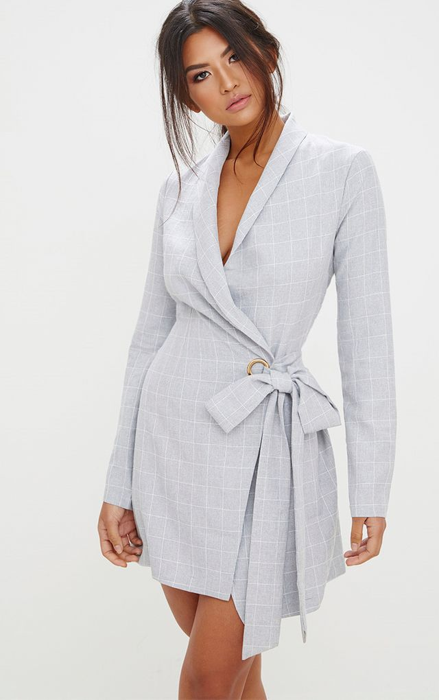 New Faves: Blazer Dresses from Pretty Little Thing! - Key to Fashion